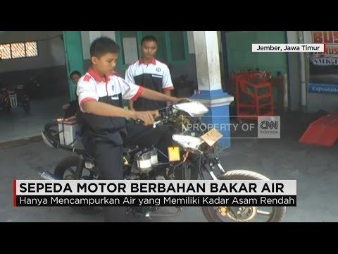 Sepeda Motor Berbahan