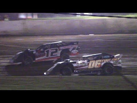 Penn Ohio Pro Stock B-Main Two | Eriez Speedway | 7-16-17