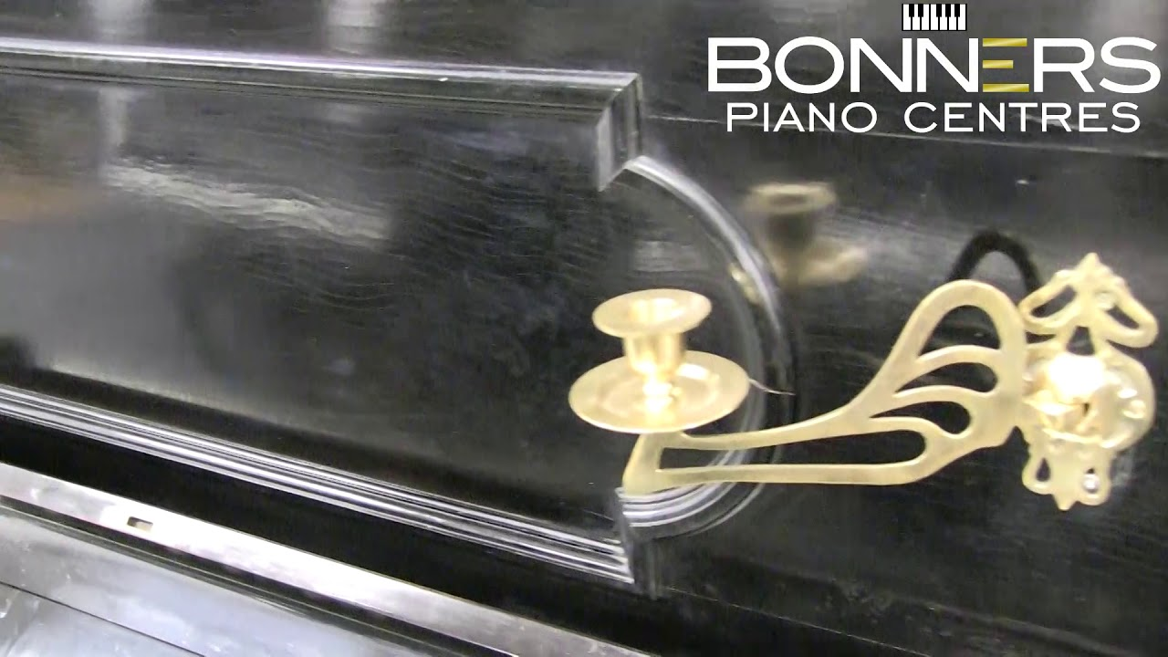 Sound Clip | C  Bechstein Upright Piano | Serial Number 25148 | 1890 Model