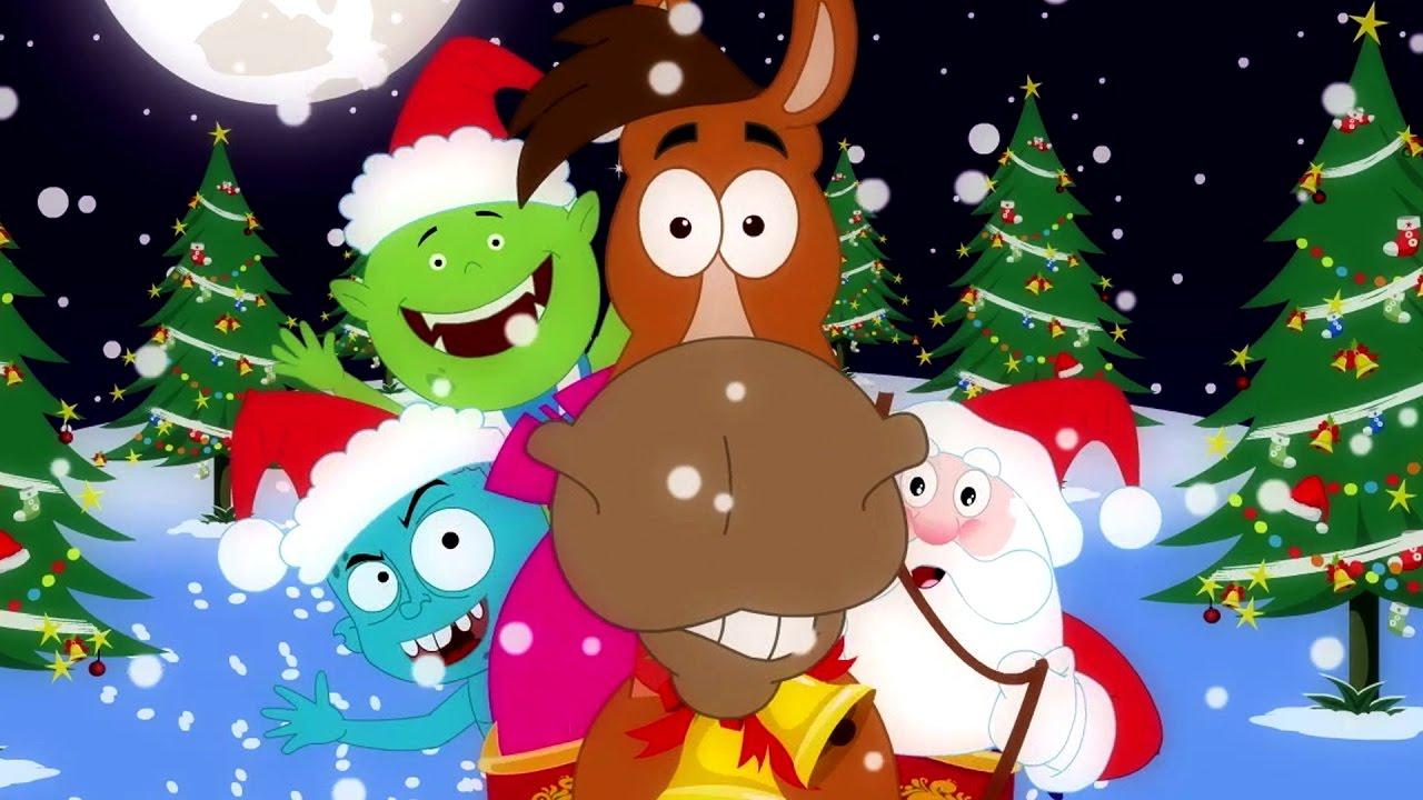 Klingelglocken | Weihnachtslieder | Baby-Lieder | Christian Songs ...