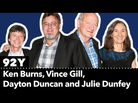 Country Music: Vince Gill Joins Ken Burns, Dayton Duncan And Julie Dunfey