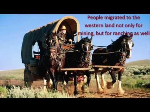 Mining And Ranching
