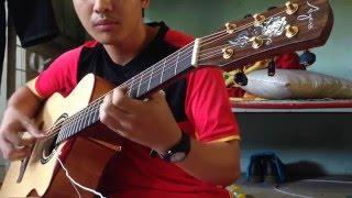 Ngôi nhà hạnh phúc (Full house) guitar solo demo