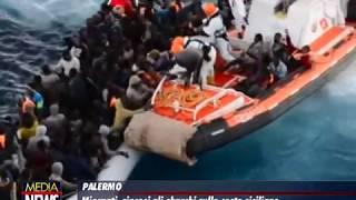 Ripresi gli sbarchi in Sicilia, 1042 migranti giunti a Palermo