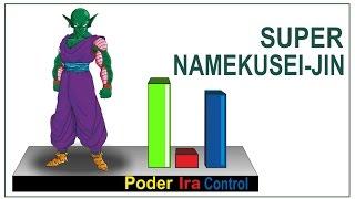 Explicación (10) El Super Namekusei-jin - Dragon Ball Super