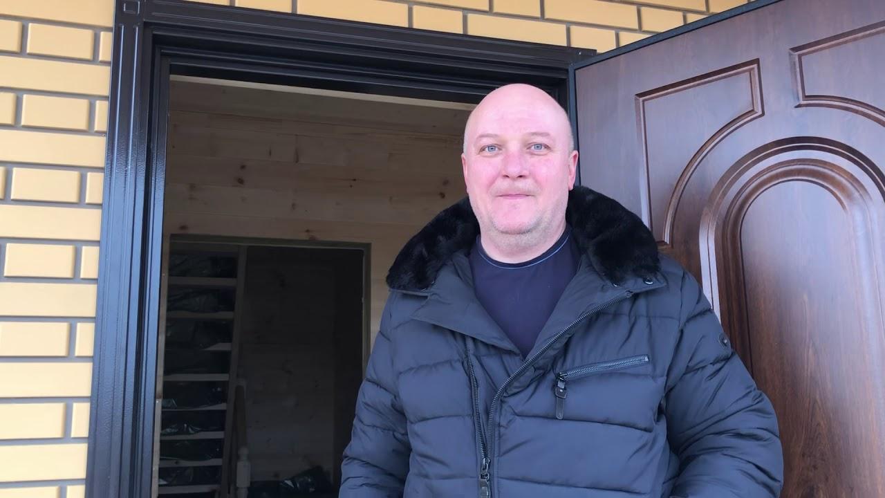 Каркасный дом под ключ во Владимире
