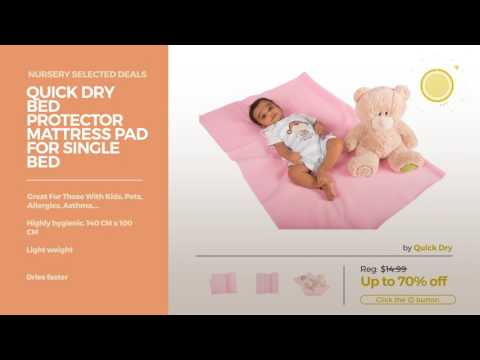 Bassinet Bedding   Mattress Pads 50% Off Baby Products