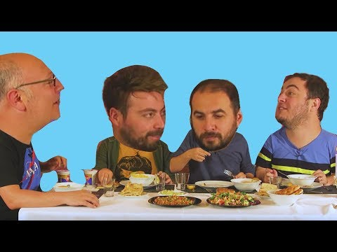 YEMEKLER BENDEN - 2. Sezon - Serdar'ın Yemekleri Beğenildi Mi?