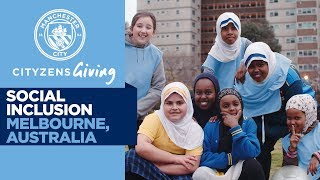 Cityzens Giving | Social Inclusion in Melbourne