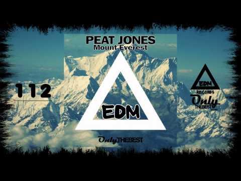 PEAT JONES - MOUNT EVEREST #112 EDM electronic dance music records 2014