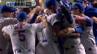 Familia fans Fowler, Mets win pennant