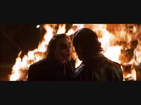 The Dark Knight - The Joker - Everything Burns - HQ - YouTube