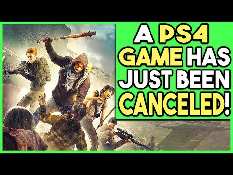 A PS4 GAME HAS JUST BEEN CANCELED! thumbnail