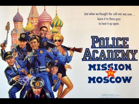 Police Academy 7 Mission To Moscow Theatrical Trailer