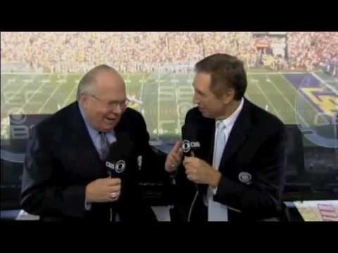 The Best SEC on CBS Intro - Alabama at LSU 2008