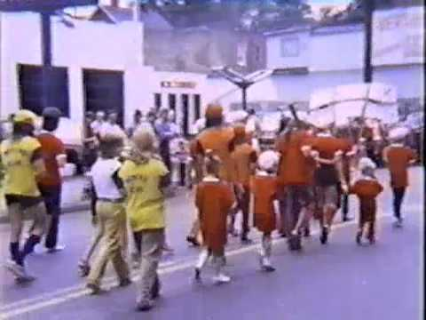 Glassport Parades in the 60's & 70's