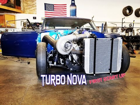 Turbo LS Nova Holley EFI Tuning | Build Tune Race 9