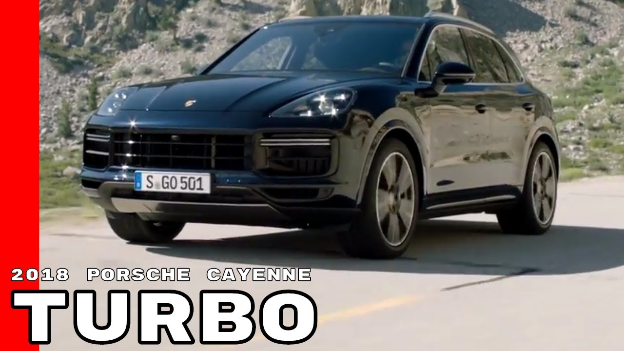 2018 porsche cayenne turbo. perfect cayenne 2018 porsche cayenne turbo to porsche cayenne turbo