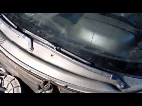 Замена трапеции дворников с моторчиком на ВАЗ 2110, 2111 и 2112
