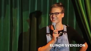 Elinor Svensson på Släng Dig i Brunnen 2018 - Skogsripa i Famnen