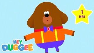 Hey Duggee Marathon 1! - 1 Hour - Hey Duggee Best Bits - Hey Duggee