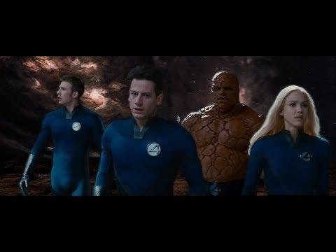Fantastic Four 3: The Negative Zone Trailer