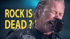 Rock is Dead? Full Film 2020: Nirvana, Metallica, Guns N' Roses, KISS, Greta Van Fleet, Pink Floyd