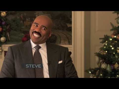 Steve Harvey's Interview with President Obama Part 1