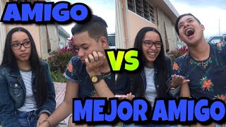 connectYoutube - AMIGO vs MEJOR AMIGO (sketch) | Alondra Michelle