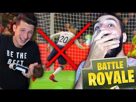 ВЫЖИВАНИЕ В FIFA 19 vs ЛАКЕР