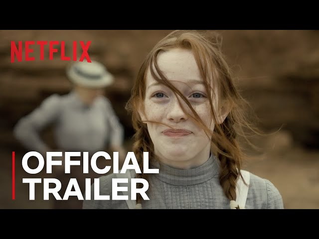 Anne With An E: Season 2 | Official Trailer | Netflix