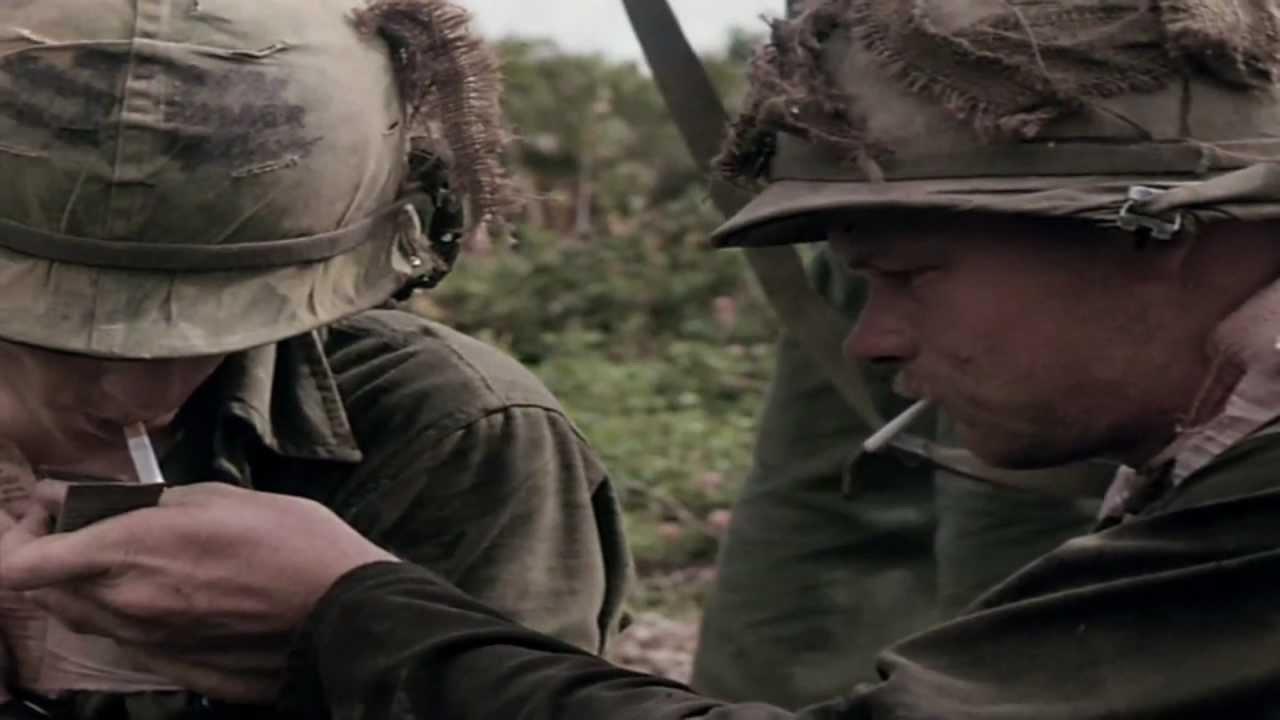 The Real Platoon Vietnam War Music Video Hd Youtube