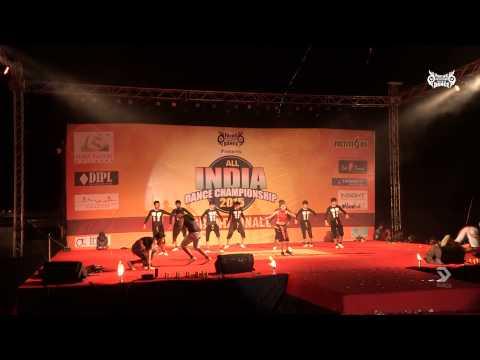 AIDC 2015 Grand Finale (CDA group -Pune )