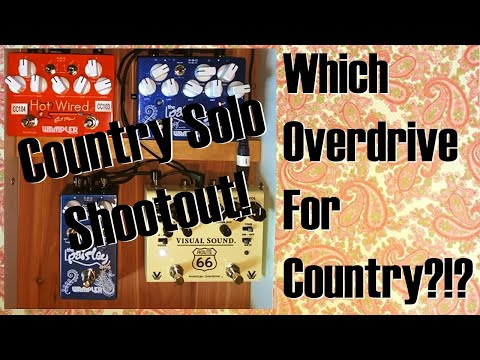 Country Overdrive Shootout - Pt 3