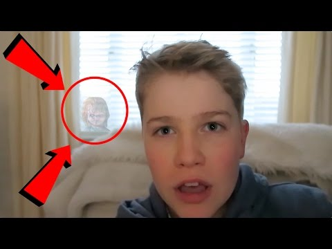 Download I FACETIMED CHUCKY, AND HE CAME TO MY HOUSE!!! OMG!!! Pictures