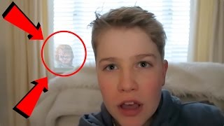 I FACETIMED CHUCKY, AND HE CAME TO MY HOUSE!!! OMG!!! thumbnail