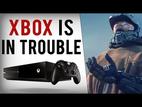 The Xbox One's Terrifying Future Ahead...
