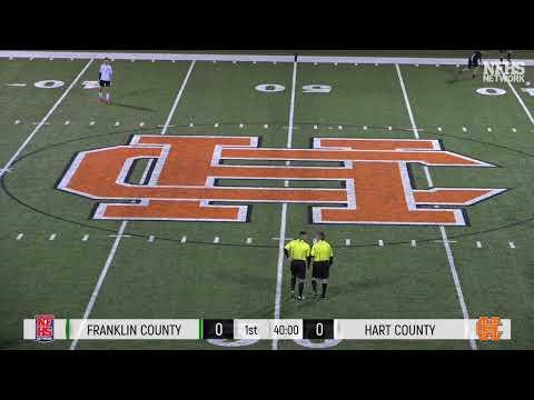 HCHS Boys Soccer: Hart County vs Franklin County (3/2/18)