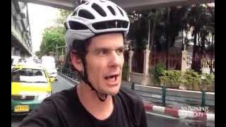 Vicious Dog Attack And Getting Mugged In Bangkok