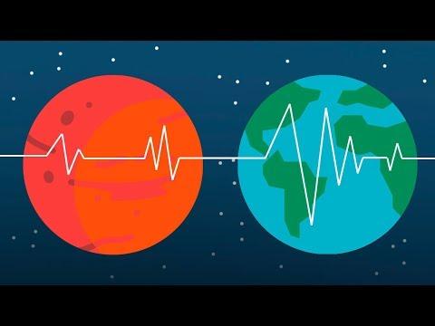 Como se escucharia tu voz en otros planetas?