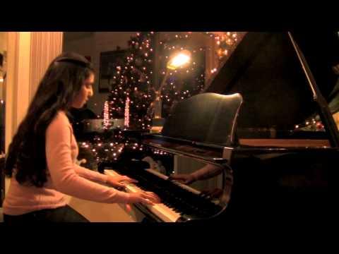 Charles Williams - The Dream of Olwen (Piano Cover by Rubiga Prabakar)