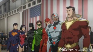 「AMV」 Justice League - War