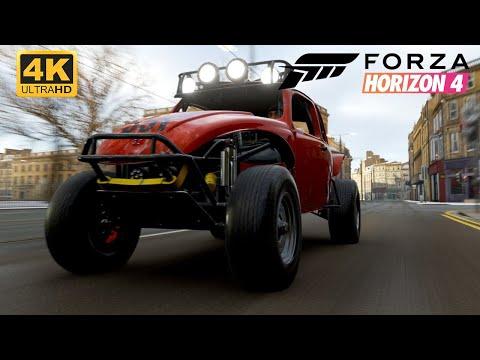 Testing, Racing, Jumping, Smashing & Found BARN By Mistake - Forza horizon 4