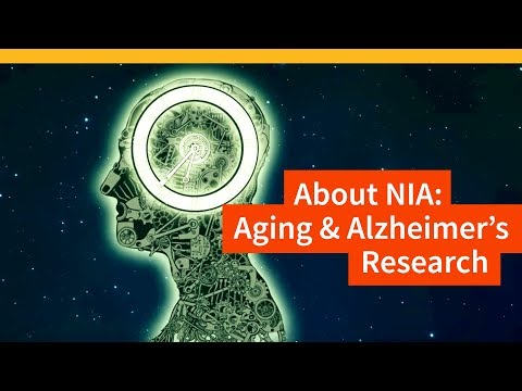 Learn about the National Institute on Aging at NIH