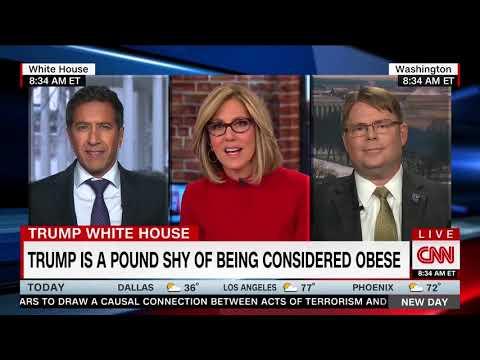 Sanjay Gupta declares Trump has heart disease