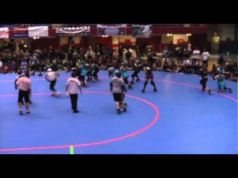 Jam Starts - Part 2 - 2010 WFTDA Eastern Regionals Jam Starts (Part 2 of 2)