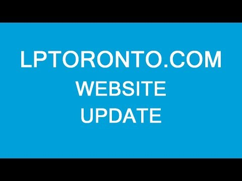We have updated LPToronto.com ! And continue to add immigration services