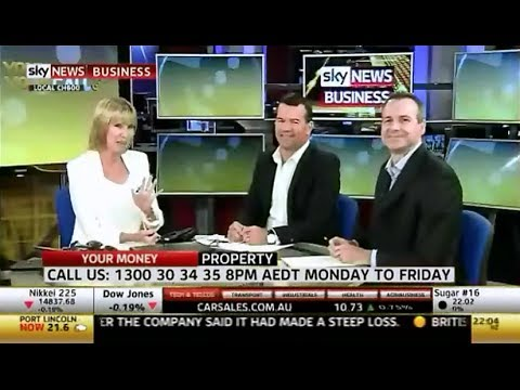 Ben Kingsley on Sky News Business - Your Money Your Call - February 2014