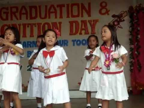 It's a bautiful day (Children song) by;teacher Anne