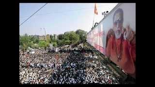 Tribute to Shri:Bala Saheb Thakreji. Singer Rahul Sathe